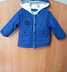 Куртка для мальчика ( осенняя).