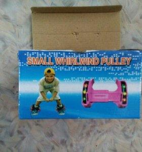 Святящиеся роликовые колёса