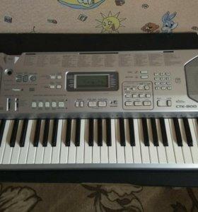 Синтезатор СТК-800,CASIO