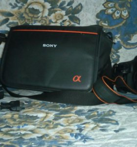 Sony Alpha SLT-A58 Kit 18-55 Black,