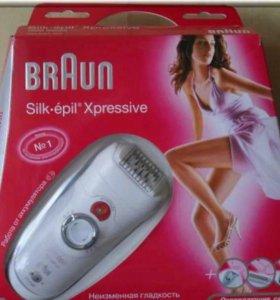 Эпилятор Braun silk epil