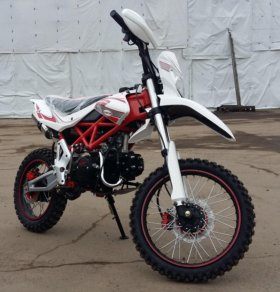 Питбайки Kayot 125cc от поставщика