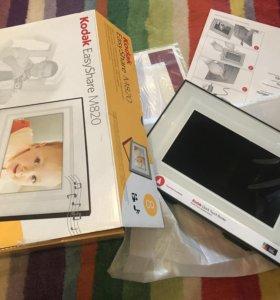 Фоторамка электронная Kodak easy share M820