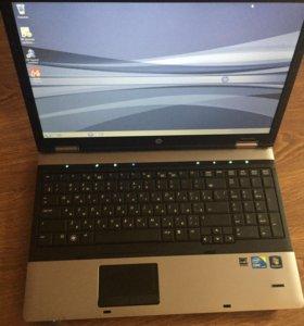 Ноутбук HP (core i5) 15.6