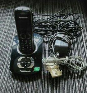 Стационарный телефон-трубка