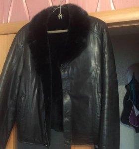 Зимняя мужская куртка .