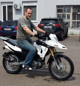 Кроссовые мотоциклы 250 куб. Dakar T-250 cо склада