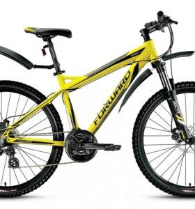 Горный велосипед Forward Quadro 2.0