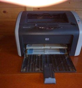 Принтер hp laserjet1010