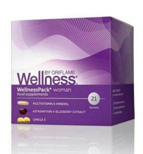 Витаминный комплекс Вэлнэс Пэк для женщин