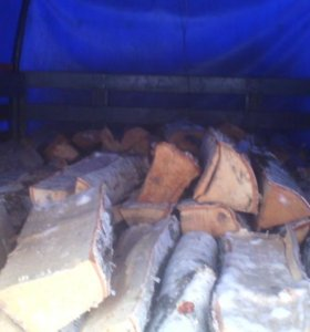 Продам дрова березовые (колотые, неколотые)