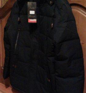 Мужские куртки. Зимние. Новые. Разные размеры