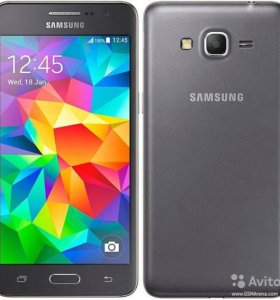Продаётся Samsung Grand Prime Grey