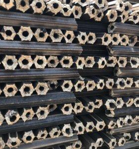 Евродрова, древесно-угольные брикеты