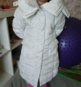 Пальто (еврозима) 6-8лет