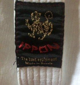 Штаны от кимоно