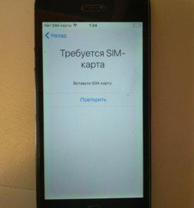 Iphone 5 32gb черный