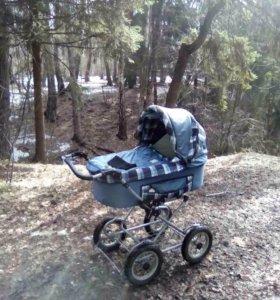 коляска люлька  prampol