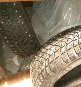 Продаю новые шины Michelin x ice north 3