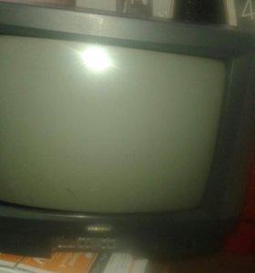 Телевизор самсунг б/у рабочий