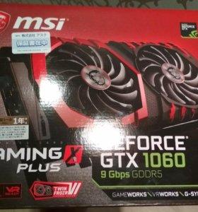 MSI GeForce GTX1060 Gaming X 6G
