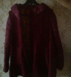 Новая зимняя куртка размер 46-48