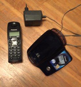 Радио телефон беспроводной