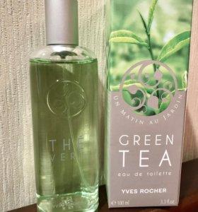 Ив роше Зеленый чай