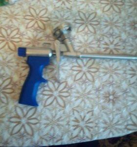 Пистолет для монтажной пены.