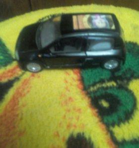 Машинка игрушечная,рено