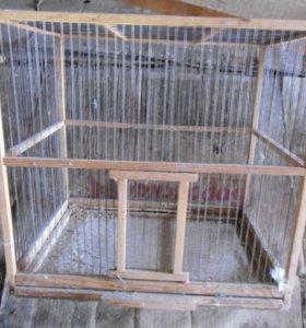 Продам клетки,ловушки для птиц
