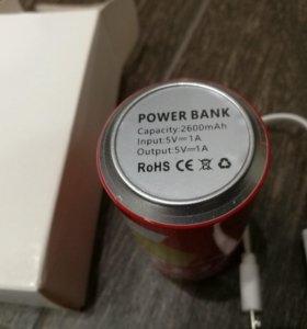 Power bank coca cola