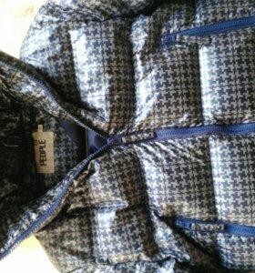 Продам куртку-пуховик