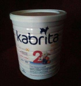 Кабрита 2 смесь детская