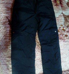 новые зимние штаны sela