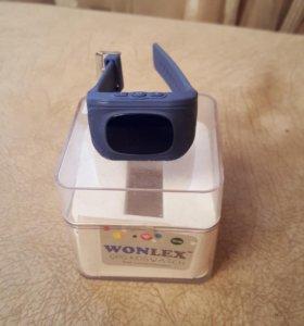 Детские часы gps wonlex