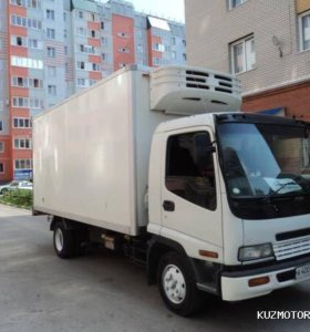 Грузоперевозки Рефрижератор 5 тонн