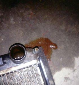 Радиатор охлажде приору под кондиционер панасоник