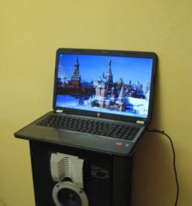 2-х ядерный ноутбук HP G7-1101er