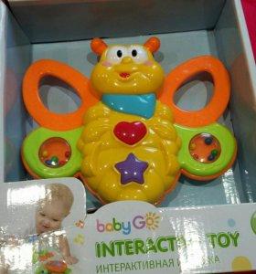 Новая игрушка в коробке