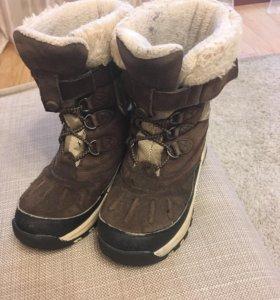 Ботинки Рейма зимние