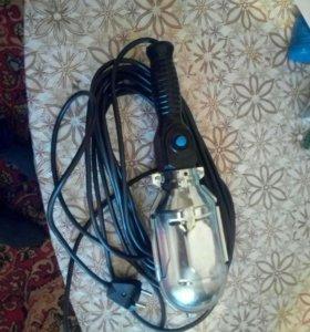 Лампа -переноска