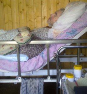 Кровать для инвалидов с подъемным устройством
