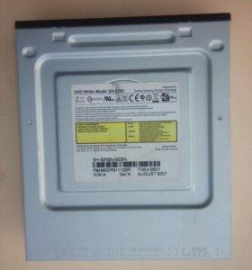 DVD/RW Samsung SH-S202 20x LightScribe SATA Black