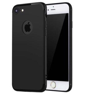 Матовый чехол на iPhone 📱