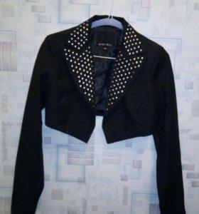 Болеро пиджак