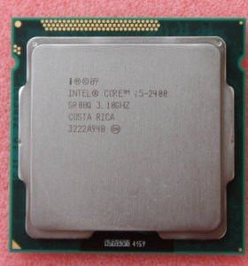 Процессор i5 2400