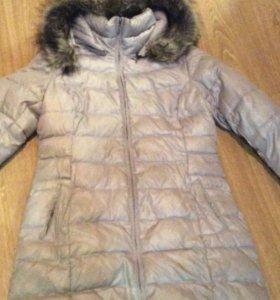Пальто на девочку 14-15 лет