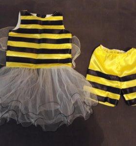 Новогодний костюм - пчелка Майя