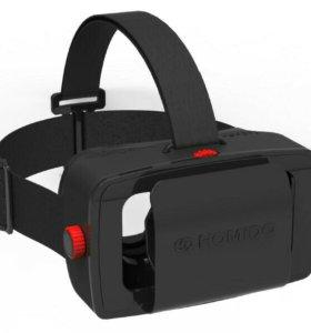 СРОЧНО! Шлем виртуальной реальности (3D очки)